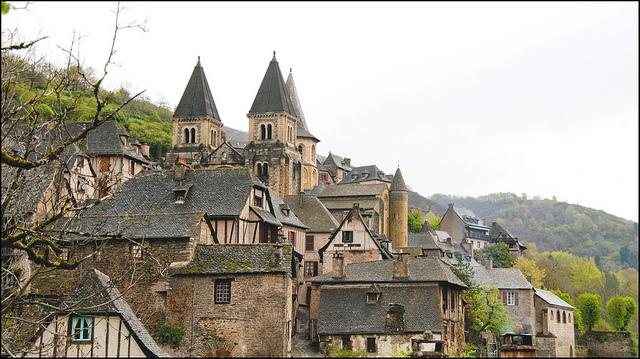 Hai visto? Visitare i fantastici borghi medievali in Francia