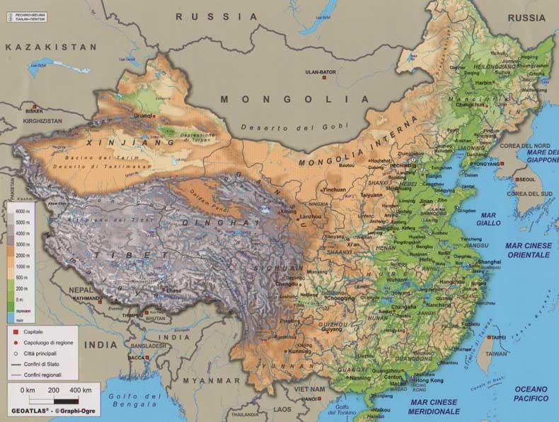 Hai visto? Tutte le informazioni per un viaggio in Cina