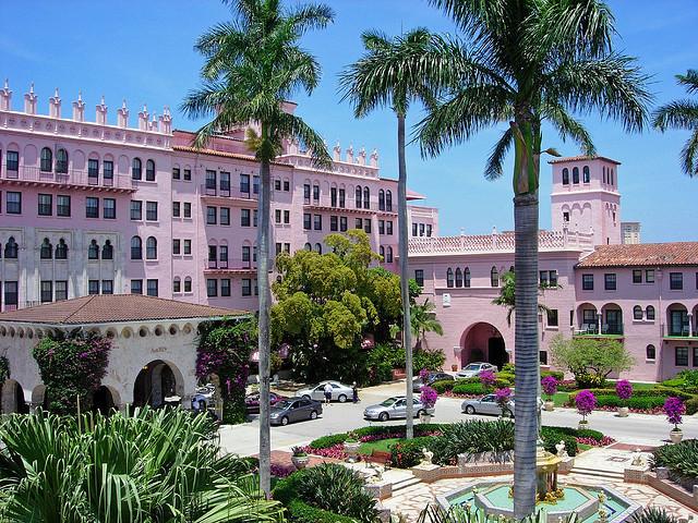 Hotel di lusso a Palm Beach