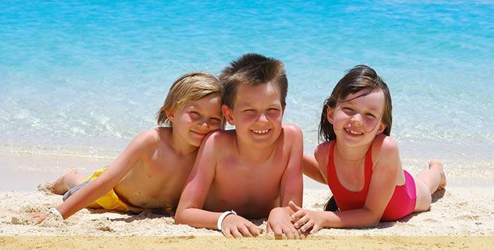 Offerte vacanze al mare con bambini piccoli in italia for Vacanze con bambini