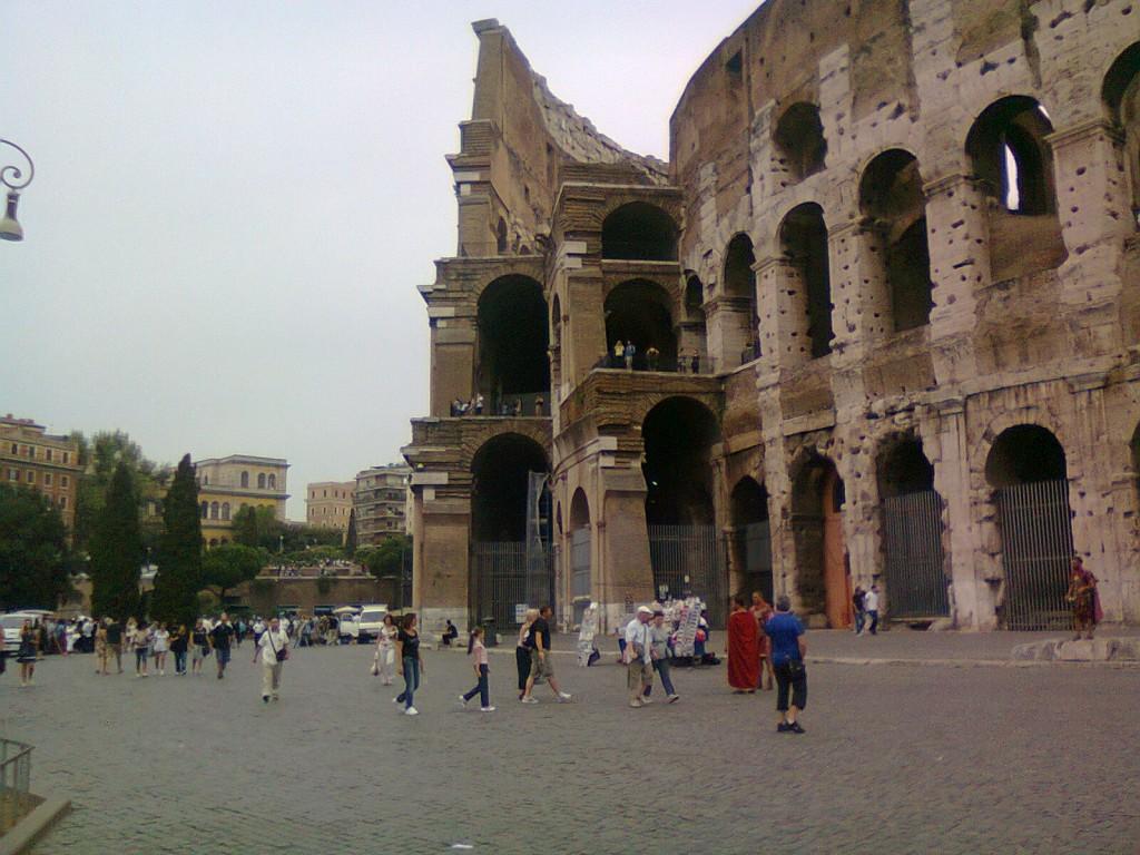 Hai visto? Gita a Roma: visitare il Colosseo!