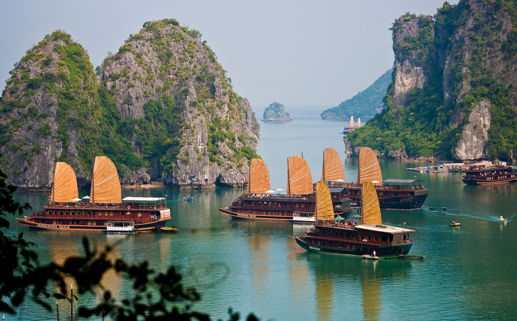 Hai visto? Gli itinerari di Hai Visto?: dove andare in Vietnam