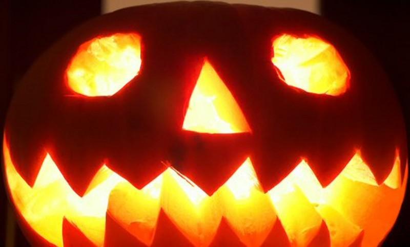festa di Halloween a Borgo Mazzano
