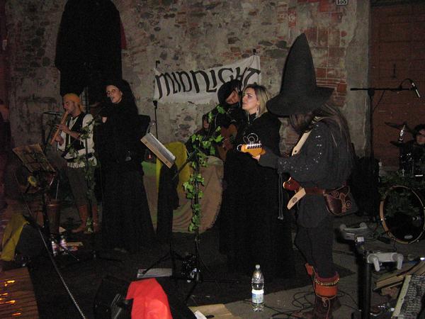Hai visto? Dettagli sulla festa di Halloween a Borgo Mozzano