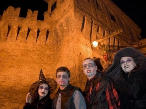 Hai visto? Dettagli festa di Halloween a Corinaldo