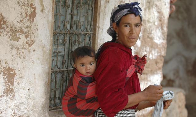 Hai visto? Le donne ad Agadir