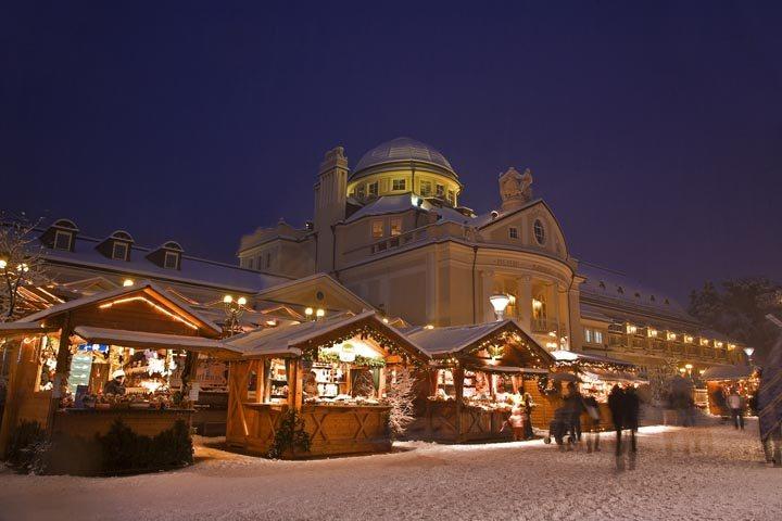 Hai visto? I mercatini di Natale a Merano 2012
