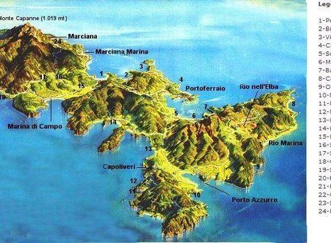 Hai visto? Informazioni turistiche per visitare l'Isola d'Elba