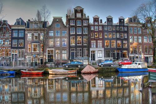 Hai visto? Consigli su ostelli economici ad Amsterdam