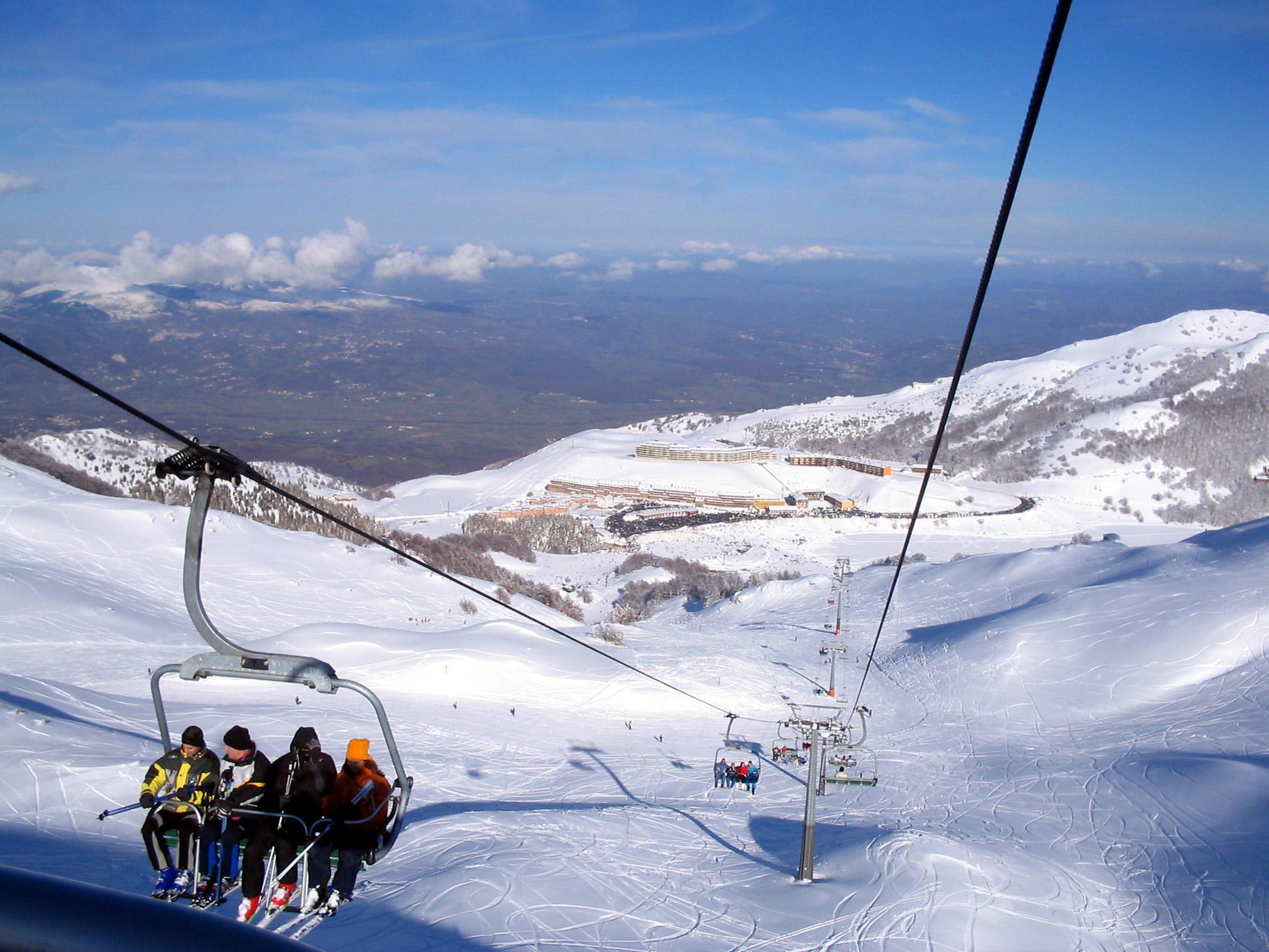 vacanze neve 2013 in Abruzzo