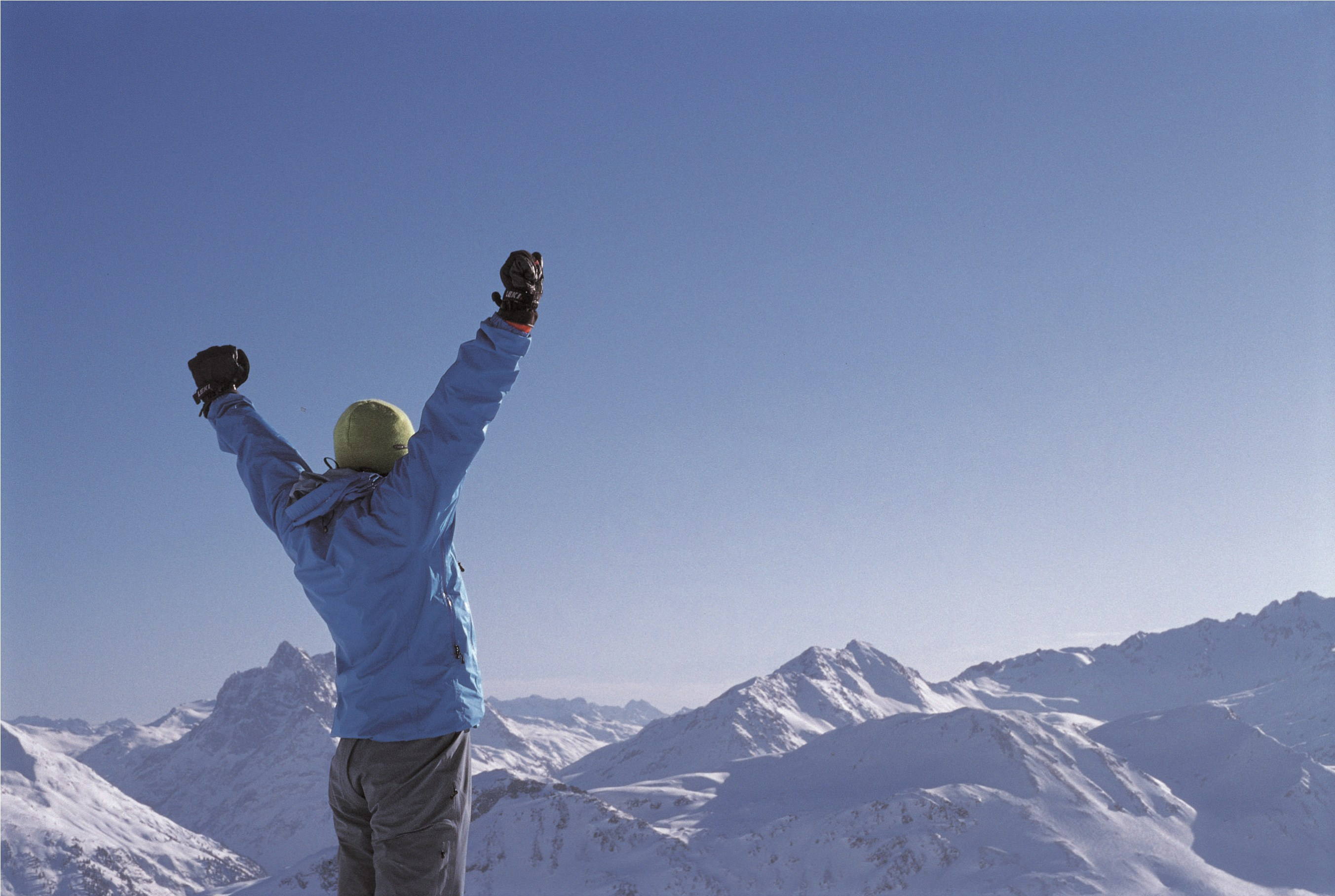 dove andare a sciare in Austria e in Trentino