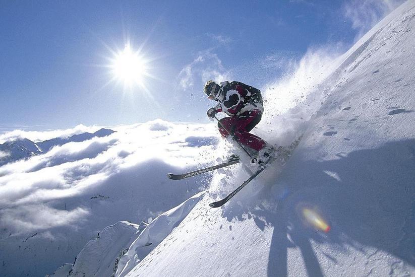 Hai visto? I posti dove andare a sciare in Austria e in Trentino
