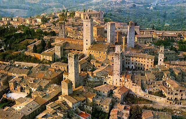cosa vedere a San Gimignano e dintorni