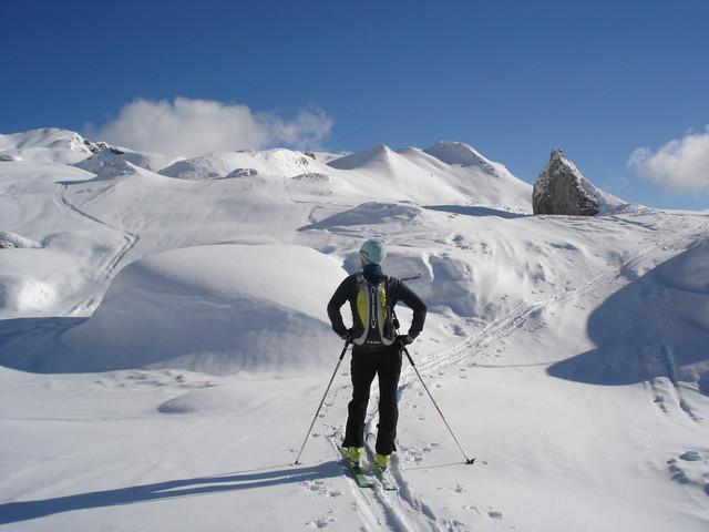 Hai visto? Praticare scialpinismo in Valle d'Aosta