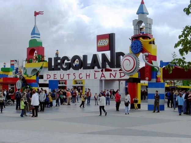Legoland Germania apertura 2013