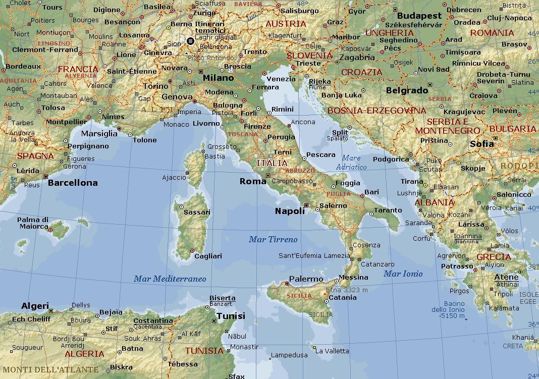 Verifica carta geografica  imparo