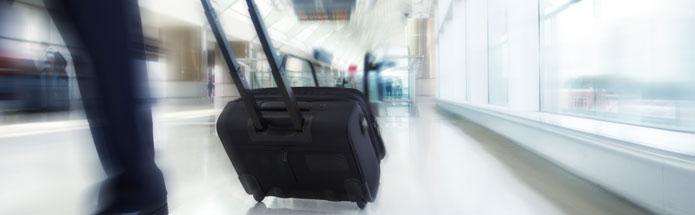 Hai visto? Aereo: è possibile mettere il bagaglio sotto il sedile di fronte?