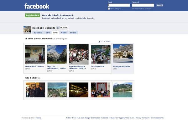 Hai visto? Come cercare hotel su Facebook? Ci pensa la Graph Search!