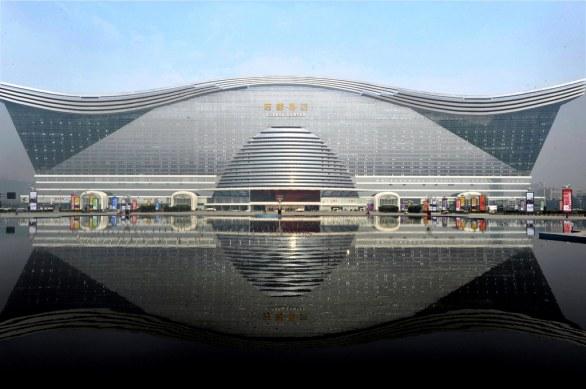 Hai visto? Ecco il più grande edificio del Mondo