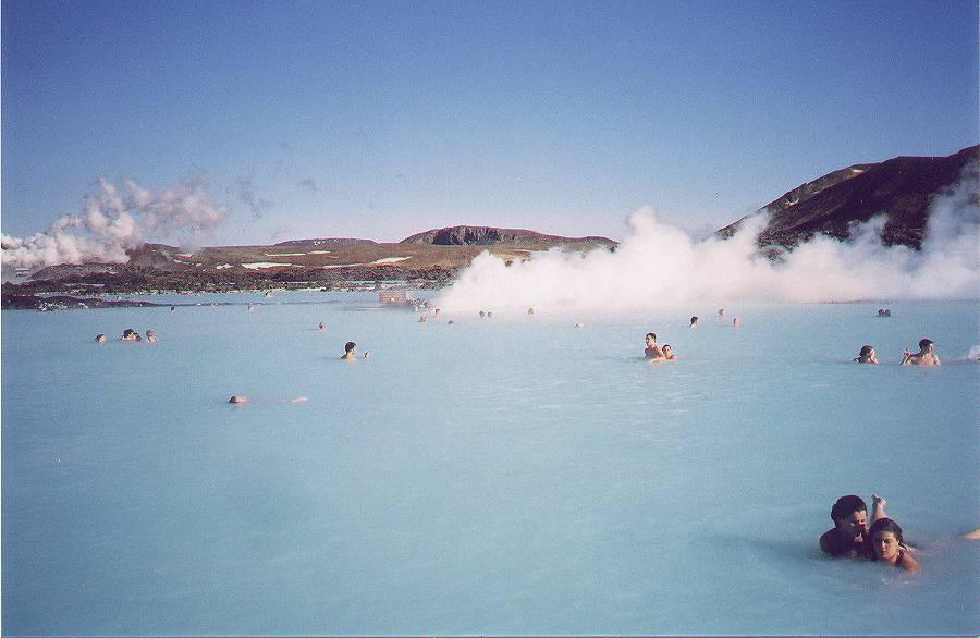 Hai visto? Un fascino fuori dal comune: Laguna Blu in Islanda