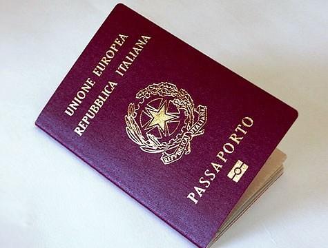 Hai visto? La marca da bollo per il passaporto