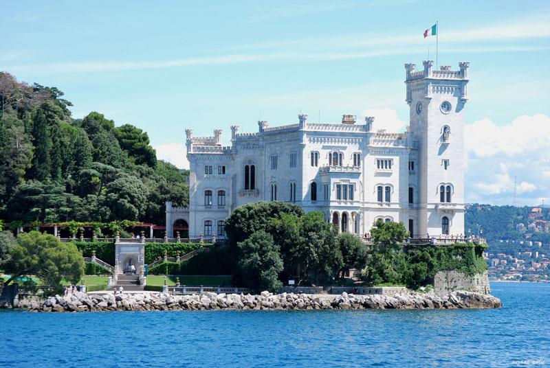 Hai visto? Visitare il castello di Miramare a Trieste
