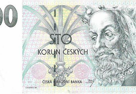 Hai visto? Valuta e moneta della Repubblica Ceca