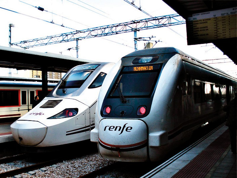 Hai visto? Consigli per prenotare un treno in Spagna