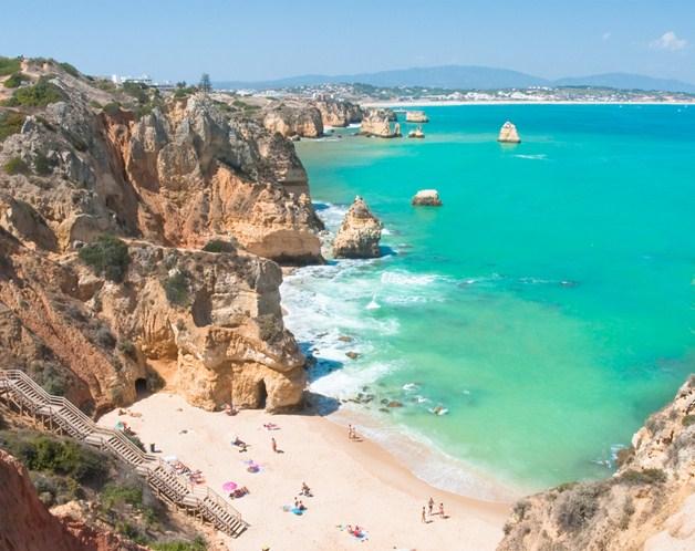 Hai visto? Vacanze nella penisola iberica: il mare del Portogallo