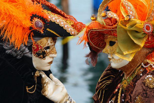 Carnevale 2014 a Venezia