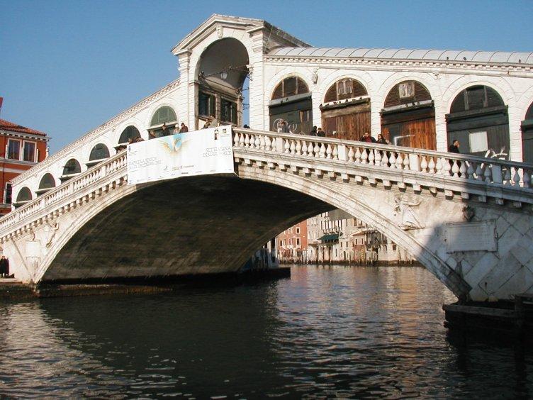 Hai visto? Consigli per un itinerario a piedi a Venezia