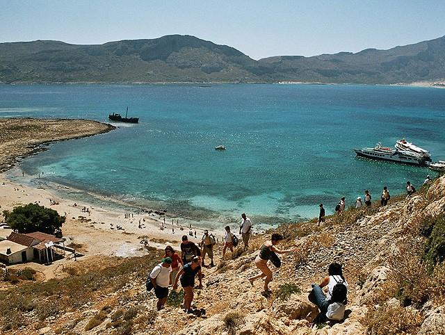 Hai visto? Passare le vacanze in quel di Kissamos a Creta