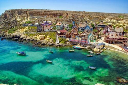 Awesome Soggiorno Malta Photos - Design Trends 2017 - shopmakers.us