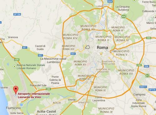 Hai visto? Come raggiungere il centro di Roma dall'aeroporto di Fiumicino