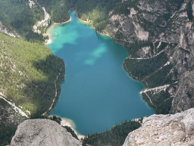Hai visto? Possibilità di escursioni sul Lago di Braies