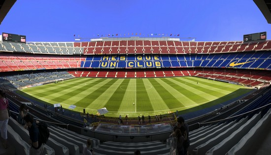 biglietti per il Camp Nou del Barcellona