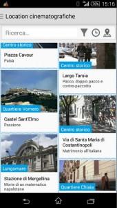 Hai visto? NapoliMovieTour: riscopri i set del grande cinema a Napoli