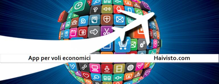 App per voli economici