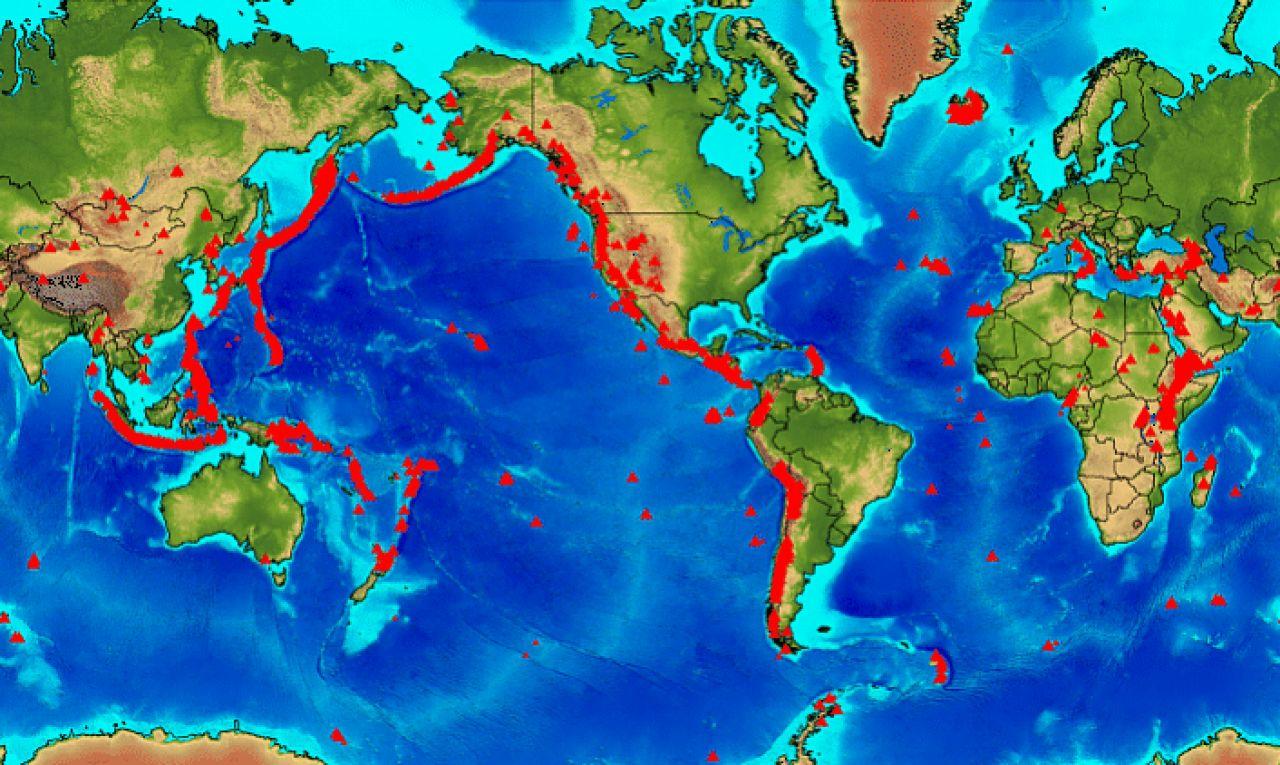 Hai visto? I vulcani più pericolosi del mondo: da visitare?