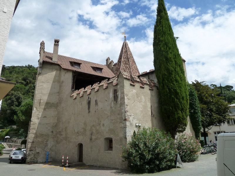 Merano Castello principesco