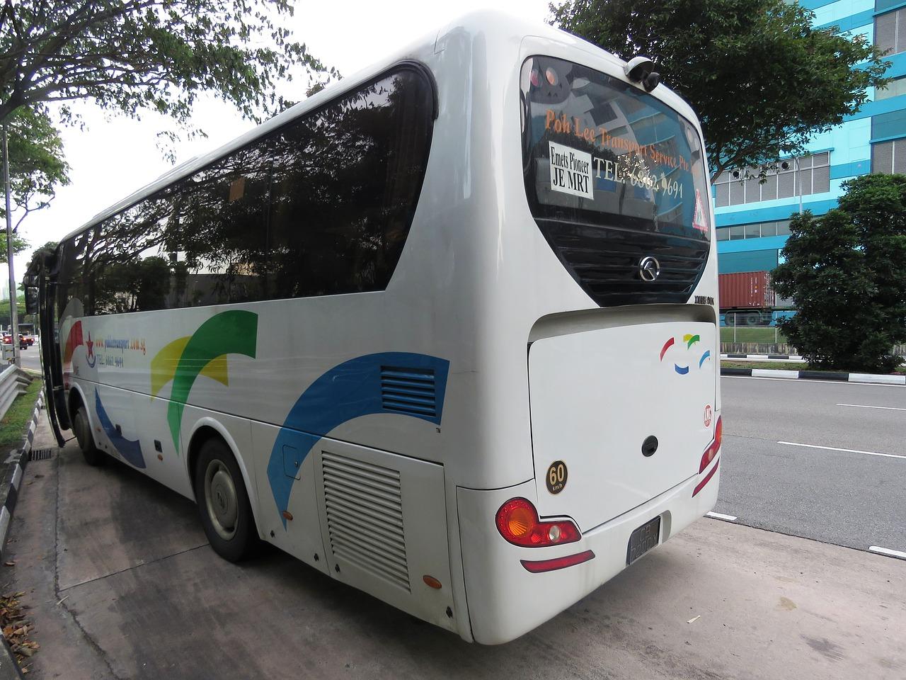 Quali accessori portare per un viaggio in pullman autobus