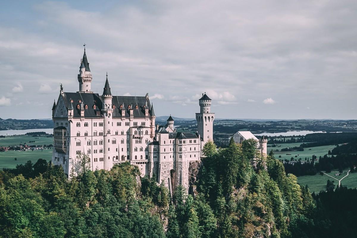 Hai visto? 6 incredibili castelli della Baviera da non perdere
