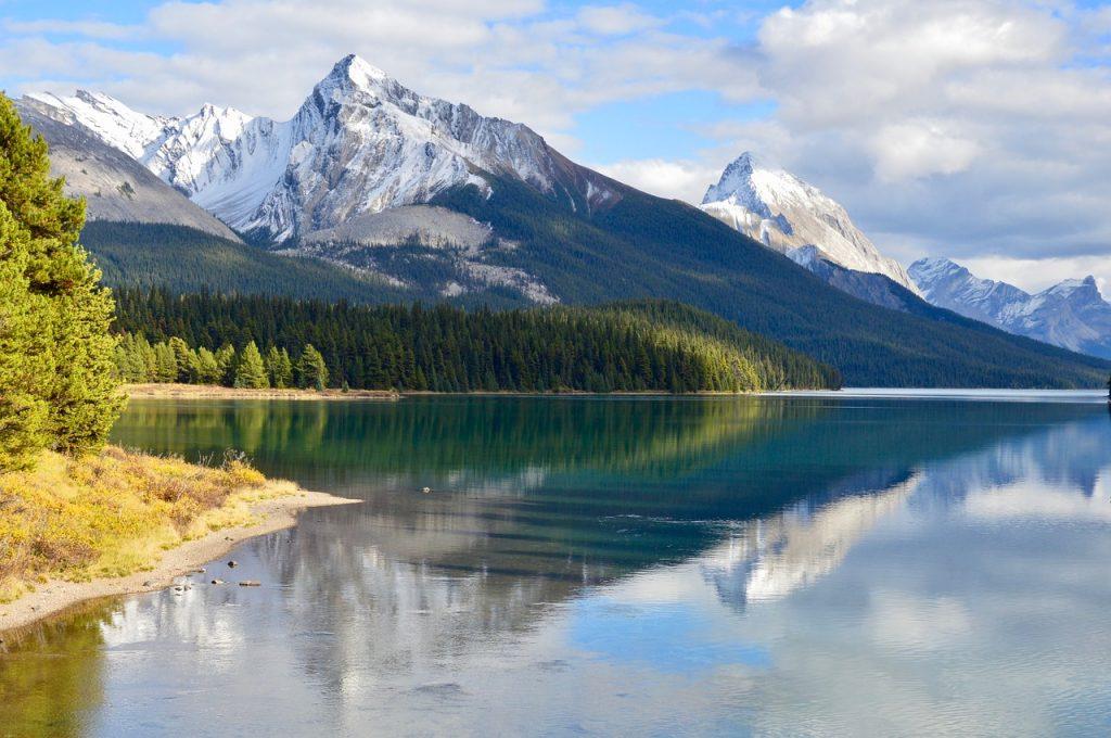 Hai visto? Cinque meraviglie naturali da vedere in Canada