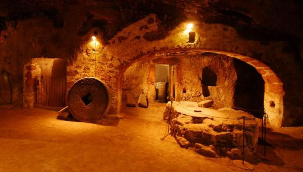 Hai visto? Visitare sotterranei Orvieto