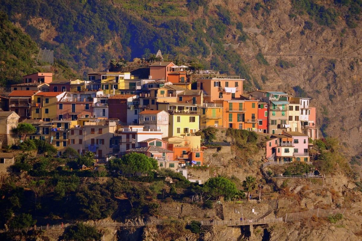 Hai visto? Cinque Terre Express: un modo alternativo per visitare le Cinque Terre