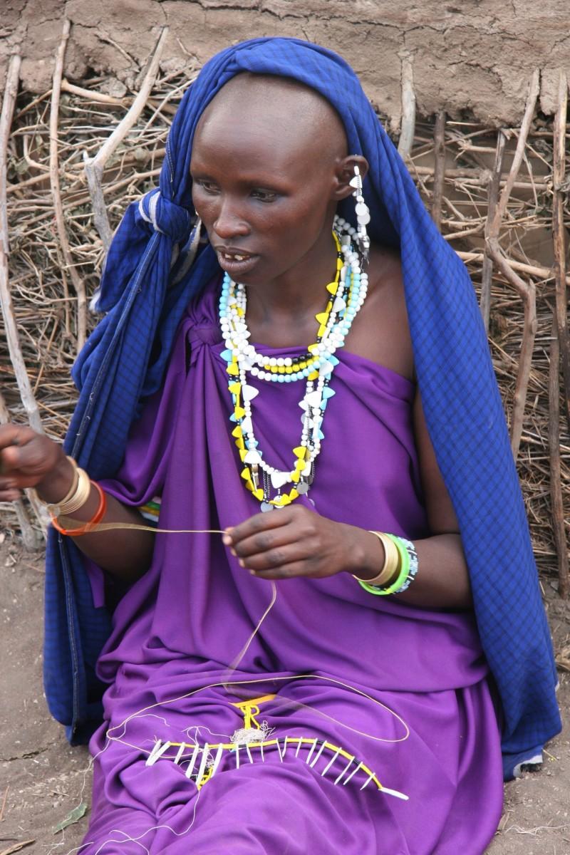 gioiello africano